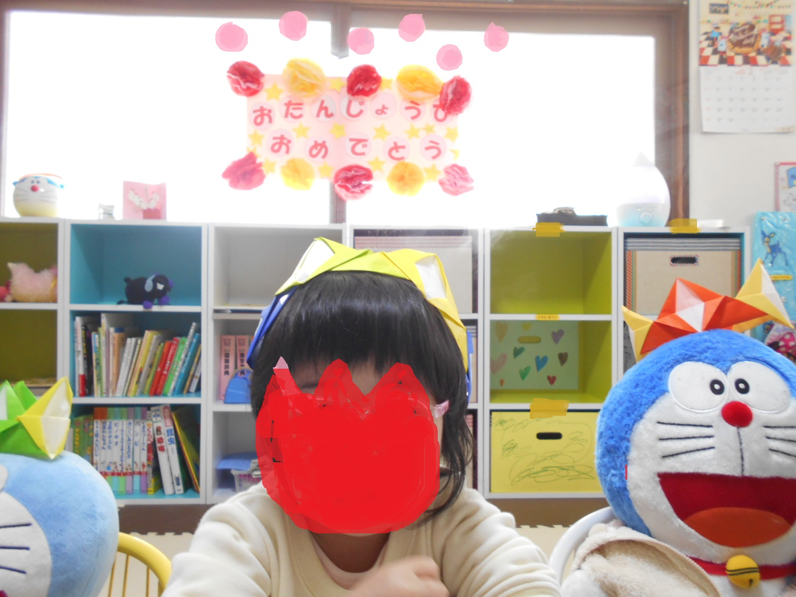 すみれちゃんお誕生日1